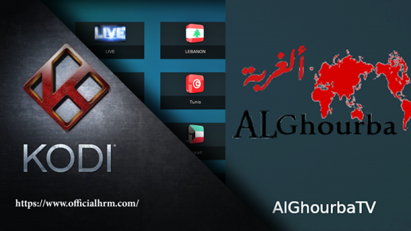 Al Ghourba TV - Arabic Addon for Kodi