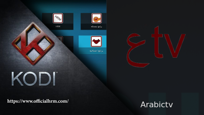 ArabicTV Addons for KODI ?