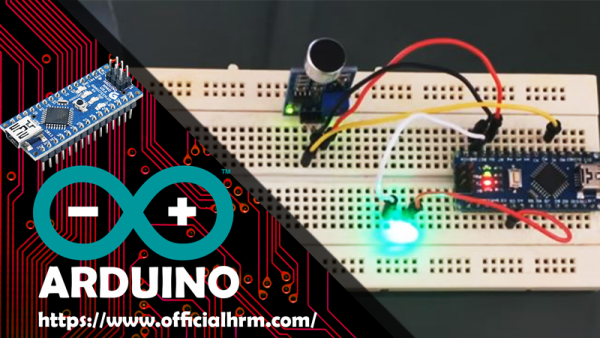 Arduino Sound Detection Sensor