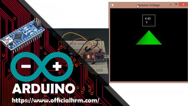 Visual python Arduino
