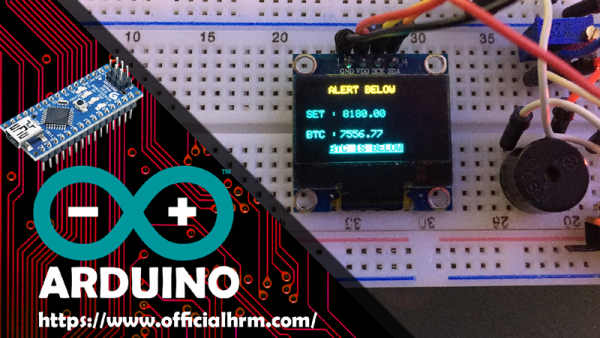 BTC Price Alert Arduino Nano sometimes Alerts not working on the mobile app!