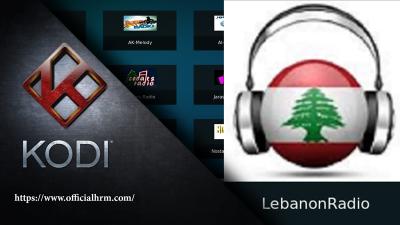 Listen to Lebanese Radio Channels Live On KODI Free Radio LebanonRadio addon