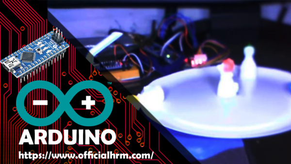 Real-time Game Online with Arduino Nano.