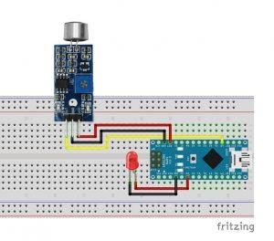 Arduino Sound Detection Sensor