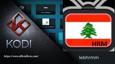 lebhrmm Lebanon Arabic TV addon