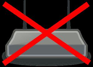 NO Router